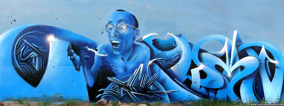 Por Amor al Arte, Por Amor Al Graffiti