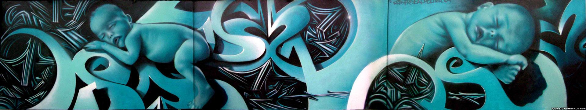 Graffiti de Cartagena parte 2: Poli124