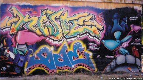 Activo Hip Hop - GRAFFITI: Graffiti de Cartagena - Página 2